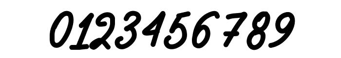 Aka-AcidGR-FatItalic Font OTHER CHARS
