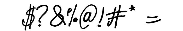 Aka-AcidGR-FatMarker Font OTHER CHARS