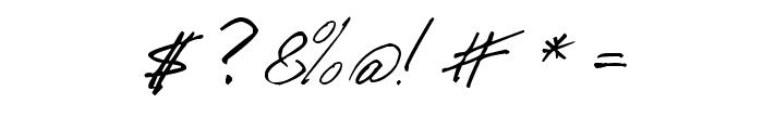 Aka-AcidGR-Fifindrel Font OTHER CHARS