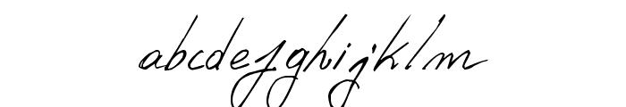 Aka-AcidGR-Fifindrel Font LOWERCASE