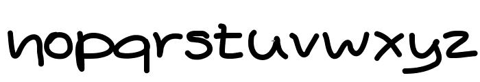 Aka-AcidGR-Freefeel Font LOWERCASE