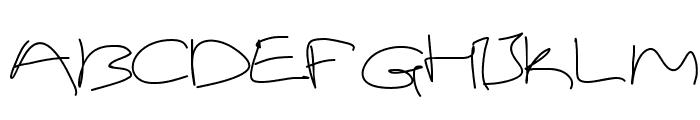 Aka-AcidGR-GreekPharmacist Font UPPERCASE