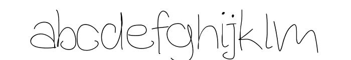 Aka-AcidGR-Lightinjapan Font LOWERCASE