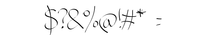 Aka-AcidGR-LivingSword Font OTHER CHARS