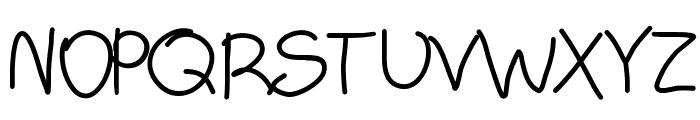 Aka-AcidGR-MediumInJapan Font UPPERCASE