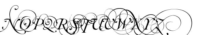 Aka-AcidGR-Mutlu Font UPPERCASE