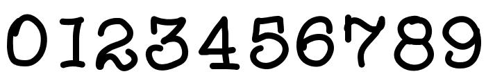 Aka-AcidGR-Serif Font OTHER CHARS
