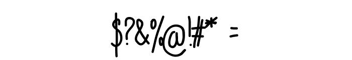 Aka-AcidGR-TinyCondenced Font OTHER CHARS