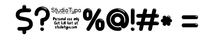 Akaju Font OTHER CHARS