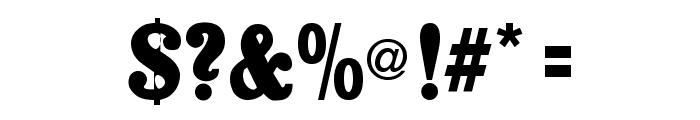 Akenaten Normal Font OTHER CHARS