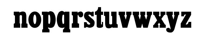 Akenaten Normal Font LOWERCASE