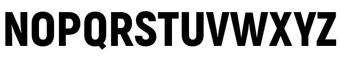 Akrobat-Black Font UPPERCASE