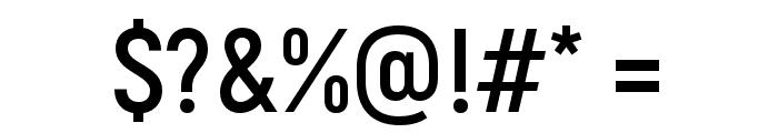 Akrobat-Bold Font OTHER CHARS