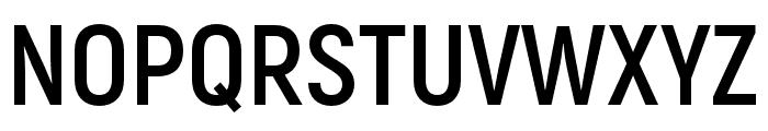 Akrobat-Bold Font UPPERCASE