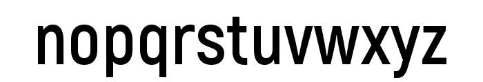 Akrobat-Bold Font LOWERCASE