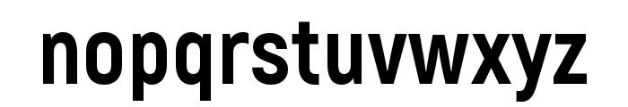 Akrobat-ExtraBold Font LOWERCASE