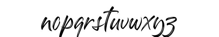 Aksana Font LOWERCASE