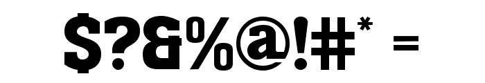 akaChen Font OTHER CHARS