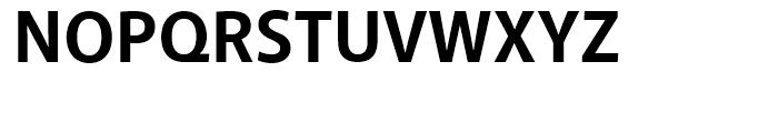 Akagi Pro Pro Bold Font UPPERCASE