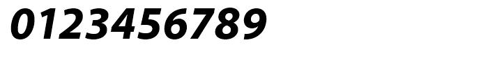 Akagi Pro Pro Extra Bold Italic Font OTHER CHARS