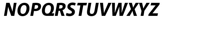Akagi Pro Pro Extra Bold Italic Font UPPERCASE