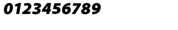 Akagi Pro Pro Ultra Italic Font OTHER CHARS