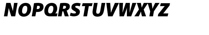 Akagi Pro Pro Ultra Italic Font UPPERCASE