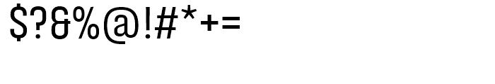 Akhand Regular Font OTHER CHARS