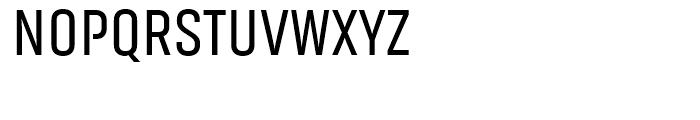 Akhand Regular Font UPPERCASE