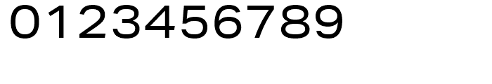 Aktiv Grotesk Extended Regular Font OTHER CHARS