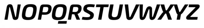 Akceler alt B Medium Font UPPERCASE