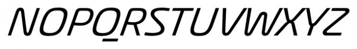 Akceler alt C Regular Font UPPERCASE