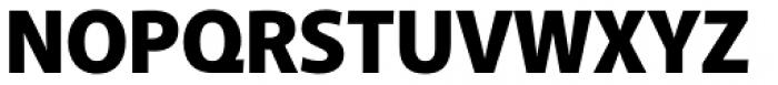 Akagi Black Font UPPERCASE