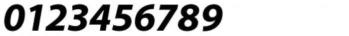 Akagi ExtraBold Italic Font OTHER CHARS