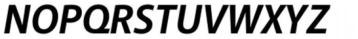 Akagi Pro Bold Italic Font UPPERCASE