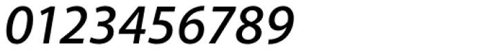 Akagi SemiBold Italic Font OTHER CHARS