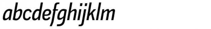 Akazan Italic Font LOWERCASE