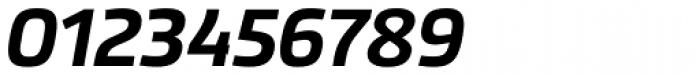 Akceler B Medium Font OTHER CHARS