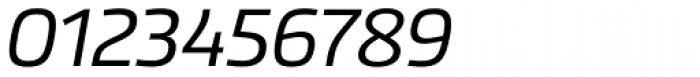 Akceler B Font OTHER CHARS