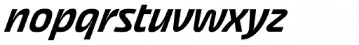 Akceler C Alt Medium Font LOWERCASE