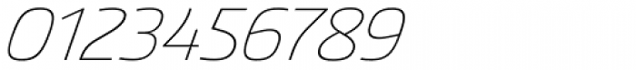 Akceler C Light Font OTHER CHARS