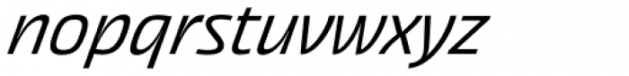Akceler C Font LOWERCASE
