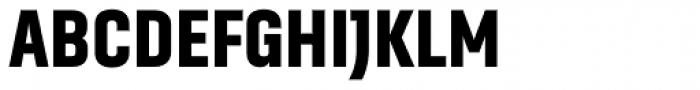 Akhand Black Font UPPERCASE