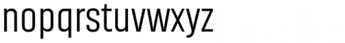 Akhand Semilight Font LOWERCASE