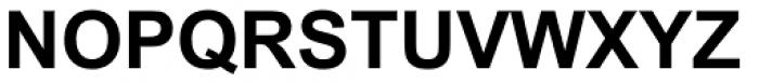 Akhbar Bold Font UPPERCASE