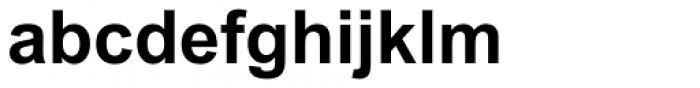 Akhbar Bold Font LOWERCASE