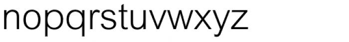 Akhbar Light Font LOWERCASE