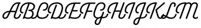 Akin Regular Font UPPERCASE