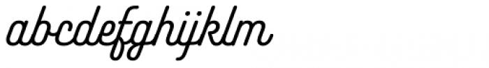 Akin Regular Font LOWERCASE