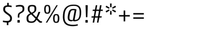 Akko Pan-European Light Font OTHER CHARS